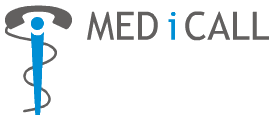 MED i CALL Logo